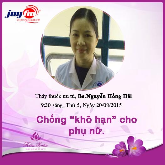 gap-thay-thuoc-noi-tieng-20-08-2015---chong-kho-han-cho-phu-nu