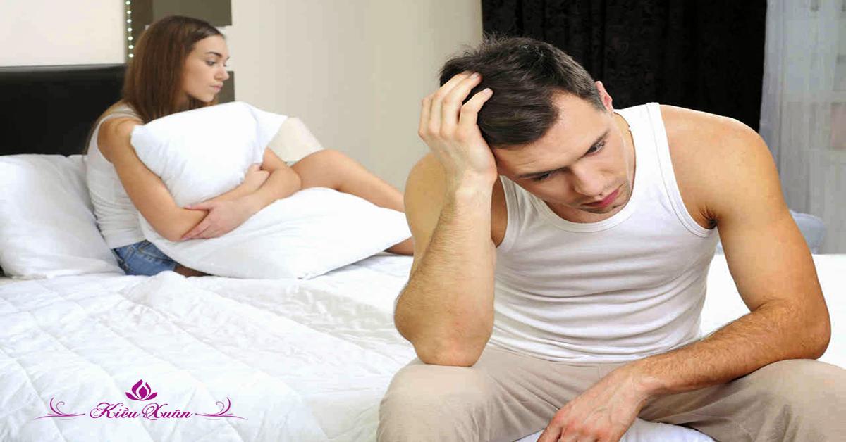 lãnh cảm với vợ