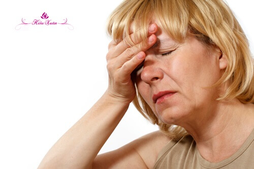 triệu chứng tiền mãn kinh ở phụ nữ