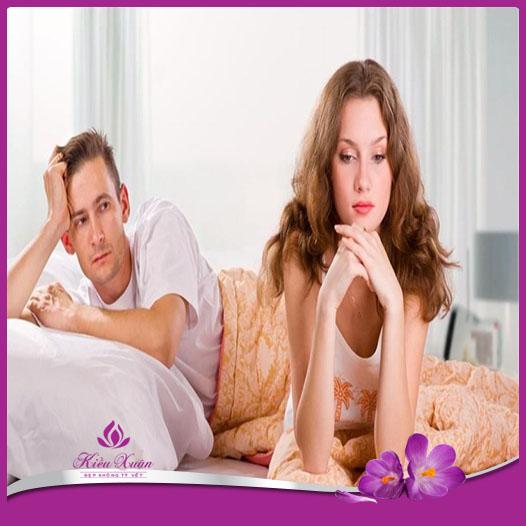 phụ nữ giảm ham muốn sau khi sinh