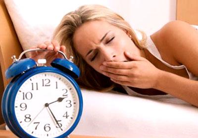 Căng thẳng thần kinh dẫn đến việc mất ngủ