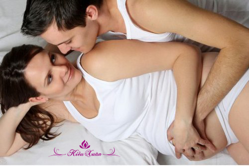 lãnh cảm tình dục khi mang thai