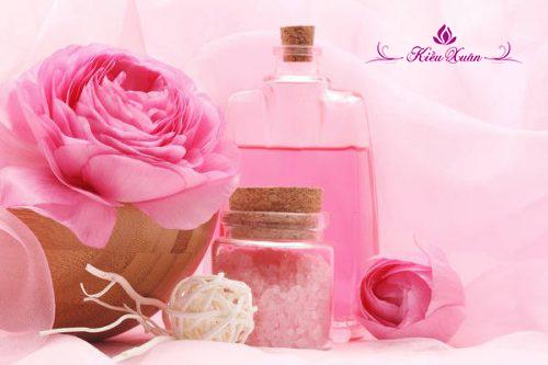Tinh chất hoa hồng – đừng bỏ lỡ nếu muốn làm đẹp