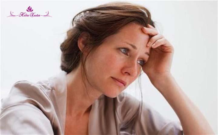 Mãn kinh và hội chứng chuyển hóa hay gặp ở phụ nữ