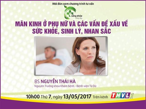 [Bác sĩ tư vấn] – Mãn kinh ở phụ nữ và các vấn đề xấu về sức khỏe, sinh lý, nhan sắc
