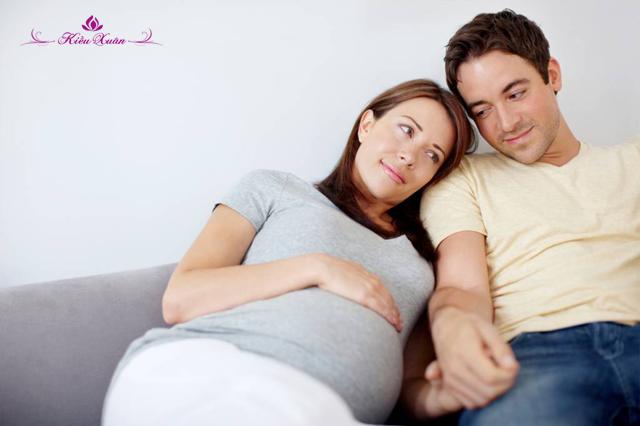 giảm ham muốn quan hệ sau sinh có sao không