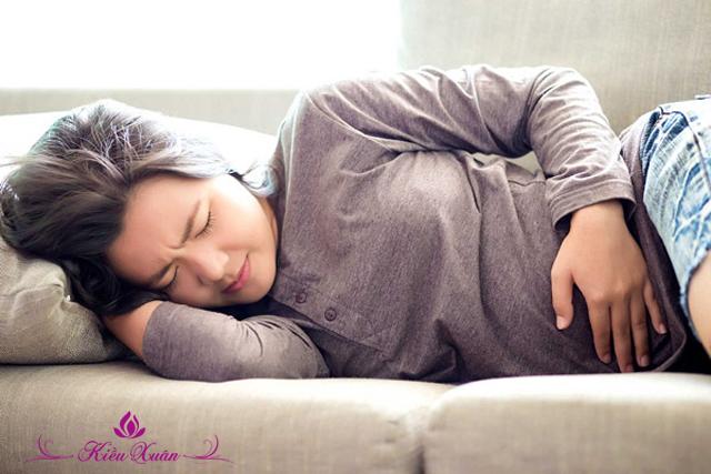 Hiện tượng đau bụng ở thời kỳ tiền mãn kinh do nhiều nguyên nhân