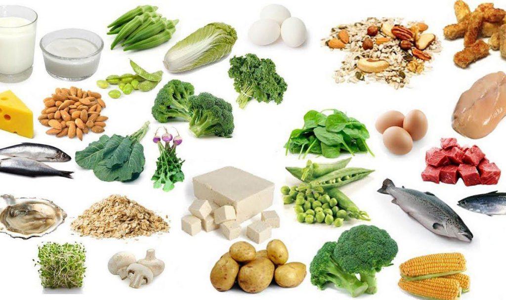 Đau bụng kinh nên ăn thực phẩm giàu canxi